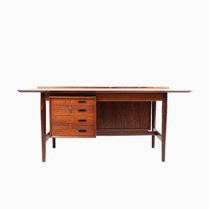 Mid-Century Schreibtisch aus Palisander von Arne Vodder für Sibast, 1950er