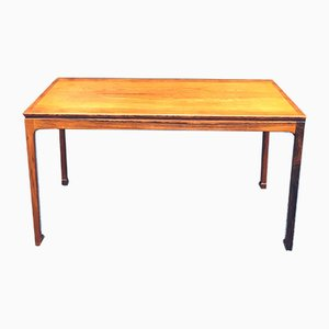 Mid-Century Rosewood Coffee Table by Ole Wanscher for A.J. Iversen, 1960s