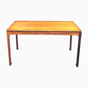 Table Basse Mid-Century en Palissandre par Ole Wanscher pour A.J. Iversen, 1960s