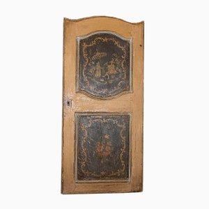 Antique Lacquered Door