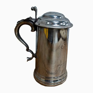 Trofeo en forma de jarra del Challenge Fours de James Dixon & Sons, 1905