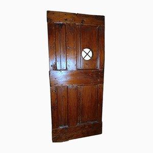 Antike rustikale Tür