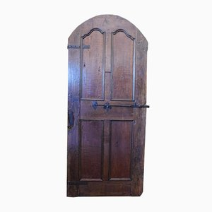 Antique Walnut Door, 1770s