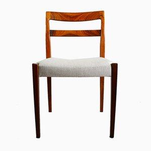 Chaises de Salle à Manger Garmi Mid-Century en Palissandre par Nils Jonsson pour Hugo Troeds, Set de 8