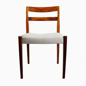 Mid-Century Rosewood Garmi Dining Chairs by Nils Jonsson for Hugo Troeds, Set of 8