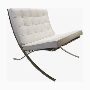 Barcelona Lounge Chair from Knoll Inc., 1981