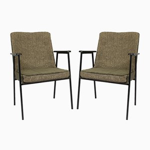 Dining Chairs from Mauser Werke Waldeck, 1960s, Set of 2