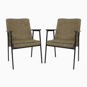 Esszimmerstühle von Mauser Werke Waldeck, 1960er, 2er Set