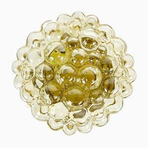 Runde Vintage Bubble Deckenlampe von Helena Tynell für Limburg, 1960er