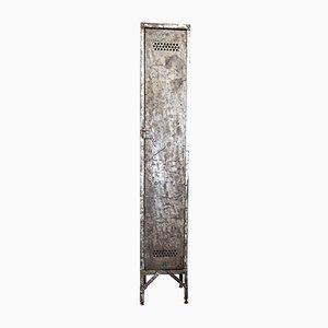 Steel Metal Locker from Otto Brückner, 1920s