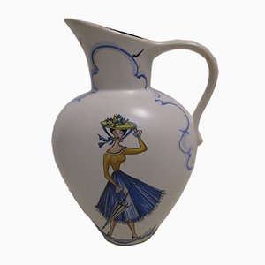 Vase Mid-Century de Marzi & Remy, 1950s