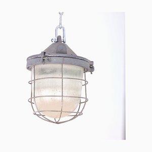 Vintage Industrial Bauhaus Pendant Lamp, 1950s