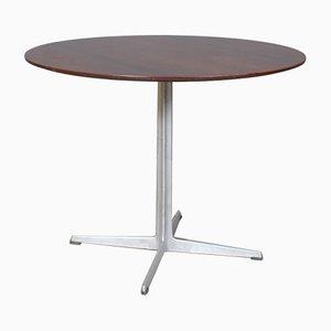 Rosewood Dining table by Arne Jacobsen for Fritz Hansen, 1960s