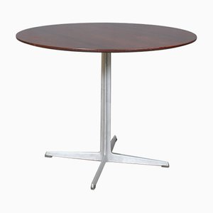 Table de Salle à Manger en Palissandre par Arne Jacobsen pour Fritz Hansen, 1960s