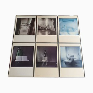 Set de Collage Photos par Karin Szekessy pour Knoll Inc. / Knoll International, 1980s