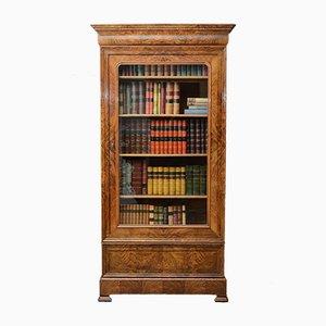 Bibliothèque Antique en Noyer