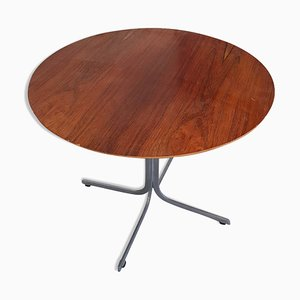 Rosewood Dining Table by Pierre Paulin for Artifort, 1960s