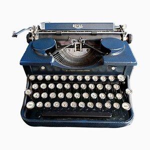 Tragbare Royal Schreibmaschine, 1930er