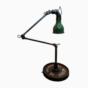 Vintage Machinist Lamp from Mek Elek, 1930s
