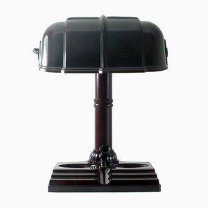 Lámpara de mesa Art Déco de Atlas Corporation New York, años 20