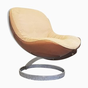 Fauteuil Modèle Sphere par Boris Tabacoff pour Mobilier Modudaire Moderne, 1970s