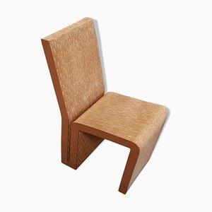 Chaise en Carton par Frank Gehry pour Vitra, 1970s