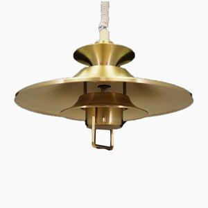 Skandinavische Vintage Lampe, 1970er