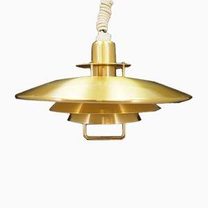 Mid Century Scandinavian Lamp, 1970s