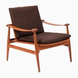 Spade Stuhl von Finn Juhl für France & Daverkosen, 1950er