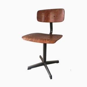 Chaise d'Enfant Industrielle Vintage, 1970s