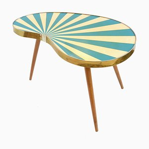 Mid-Century Kidney Table, 1950s