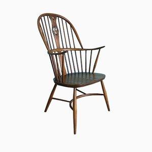 Englischer Stuhl von Lucian Ercolani für Ercol, 1970er