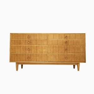 Mid-Century Teak and Oak Veneer Sideboard from Meredew, 1960s