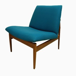 Danish Lounge Chair by Ib kofod Larsen for G-Plan, 1962