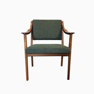 Mid-Century Armlehnstuhl aus Palisander, 1950er
