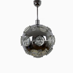 Vintage Ceiling Lamp by Oscar Torlasco, 1960s