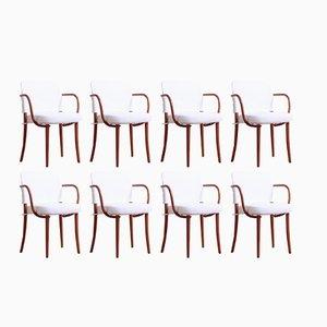 Minni Stühle von Antonio Citterio für Halifax, 1990er, 8er Set