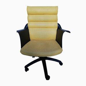 Chaise de Bureau Pivotante Vintage de Vela