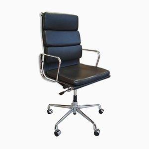 Sedia da ufficio EA219 girevole di Charles & Ray Eames per Vitra, anni '60