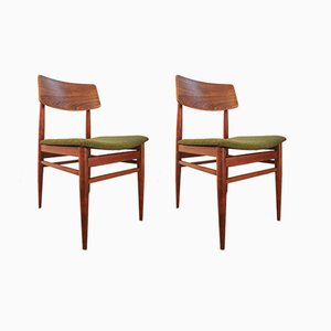 Rosewood Dining Chairs from TopForm, 1960s, Set of 2