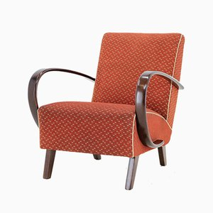 Mid-Century Armchair by Jindřich Halabala, 1960s