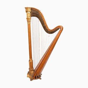 Antike Harfe von Sebastian Erard für Sebastian Erard