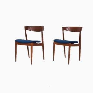 Danish Teak Dining Chair from Bramin, 1960s