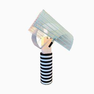 Lámpara de mesa Shogun de Mario Botta para Artemide, años 80