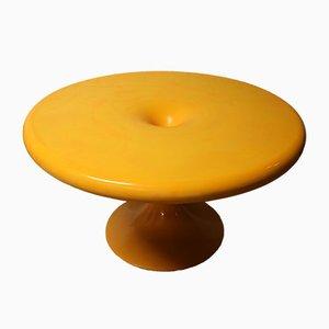 Table de Salle à Manger Chanterelle Jaune par Eero Aarnio pour Asko, 1960s