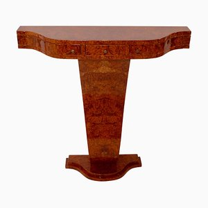 Table Console Amboina en Broussin de ADM