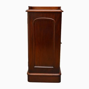Antique Victorian Mahogany Nightstand