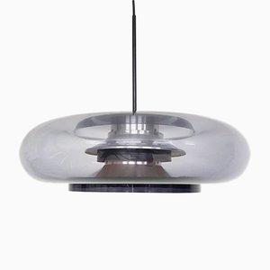 Space Age Plexiglas Pendant Light, 1960s