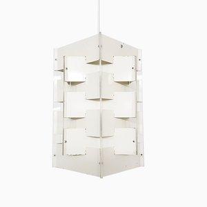 Lampada geometrica di Anvia, anni '60