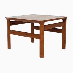 Table Basse en Teck par Sven Ellekaer pour Komfort, 1960s